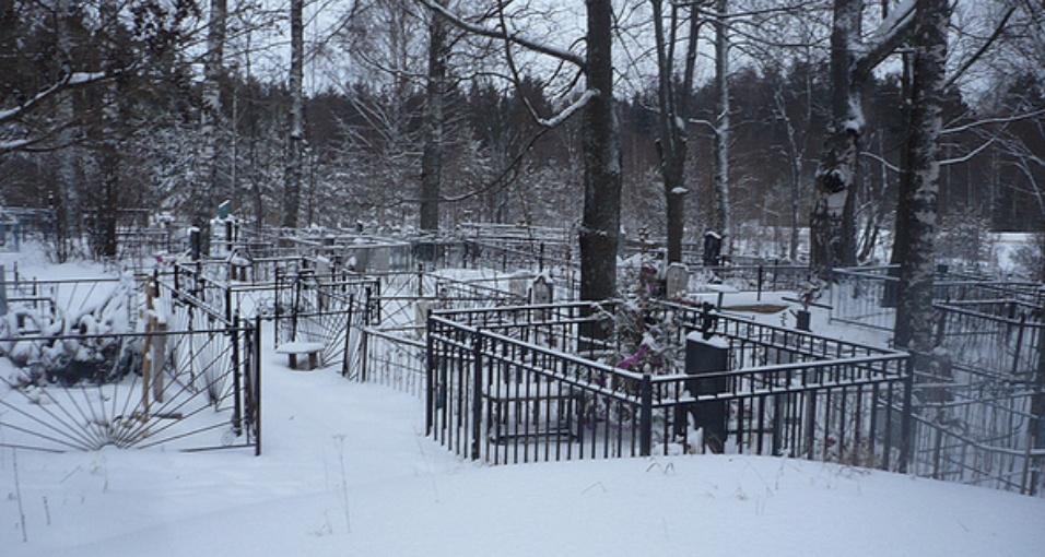 Дівчина вирішила скоротити шлях через кладовище. Хто ж знав, що з цього вийде