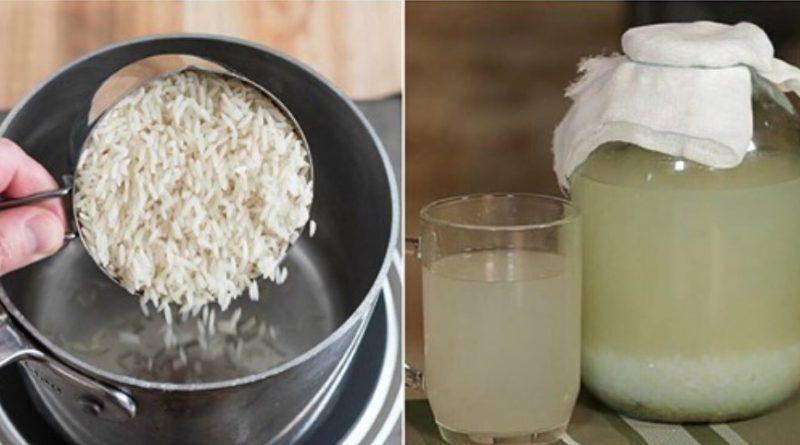 Корисний рисовий квас, який добре втамовує спрагу та допомагає організму