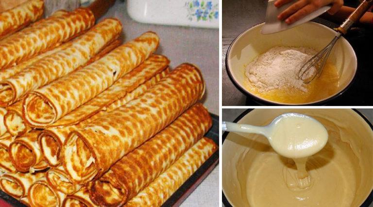 Тісто для вафель + ТОП-4 рецепта смачних вафель