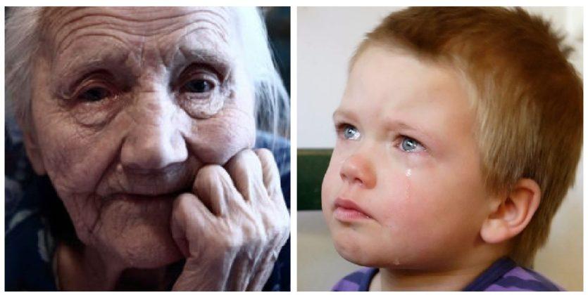 Можна я вам підлогу помию. Бабусі дуже потрібні ліки. Вона без них пoмре, а мене в дитячим будинок здадуть…