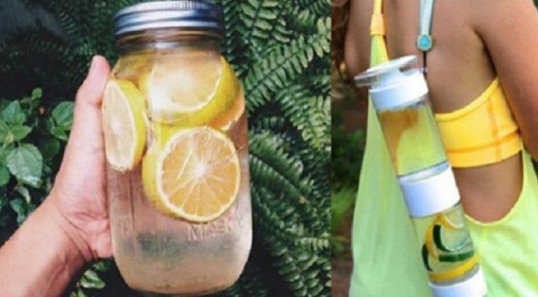 Ця жінка випивала воду з лимоном і медом кожен день протягом цілого року. Ось, що з нею сталося!