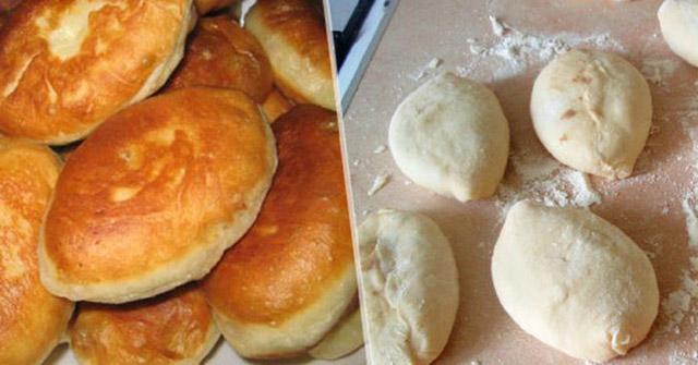 Ви ніколи не потовстієте від цих пиріжків! Просто запишіть рецепт – виходять м'які і смачні!