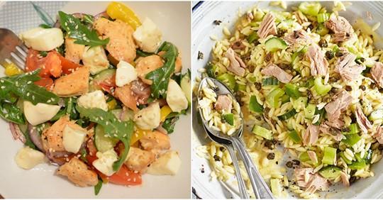Корисні дієтичні салати, які позитивно впливають на ваш організм