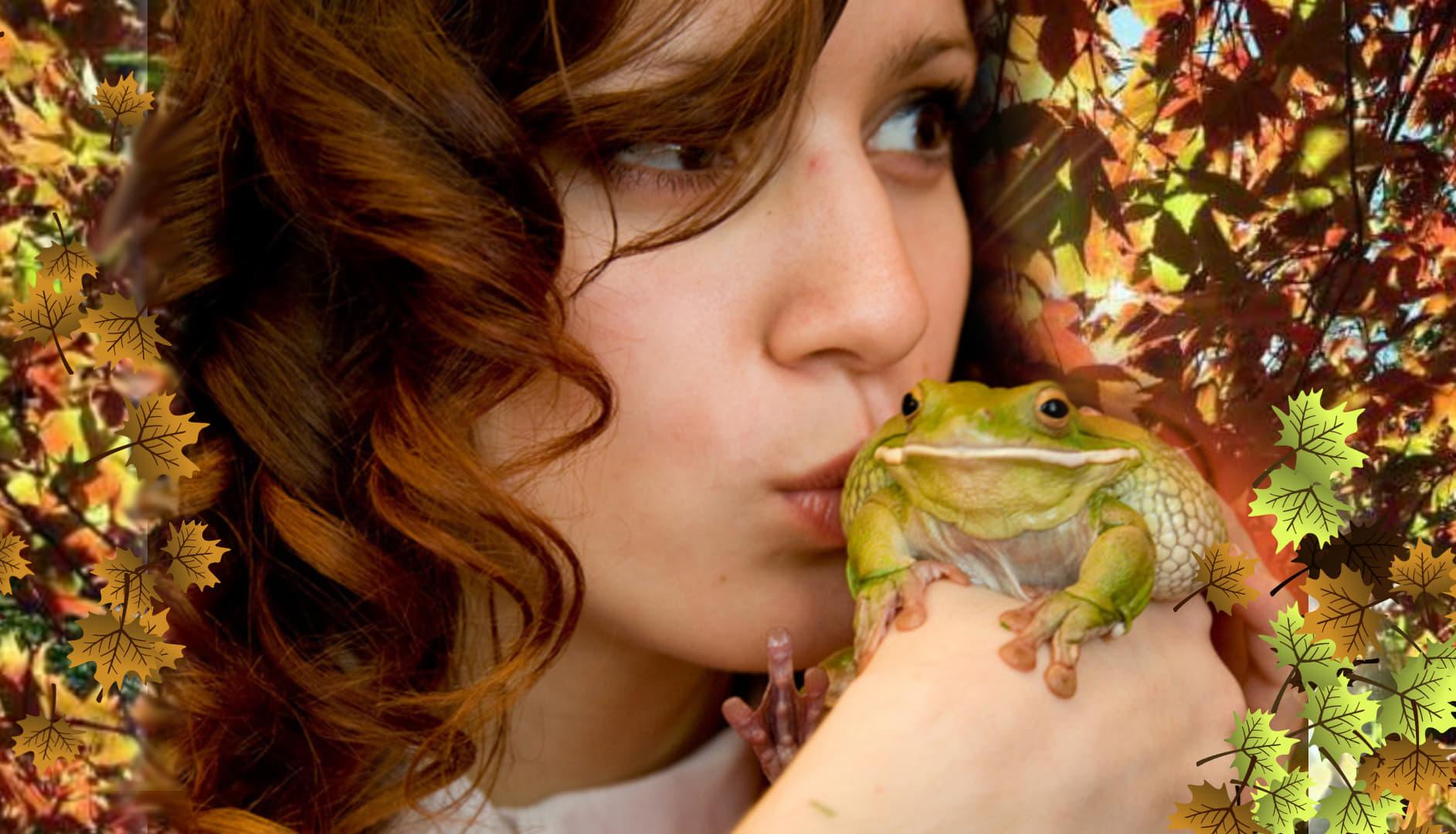 Не дитяча казочка про жабу, яку варто прочитати всім жінкам.