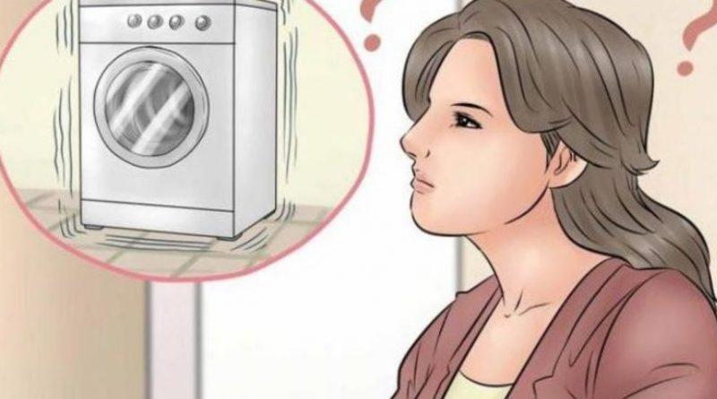 Ось що це означає, коли стрибає пральна машина. Якщо у вас теж таке відбувається, прочитайте цю статтю, поки ваша машина ще остаточно не вийшла з ладу