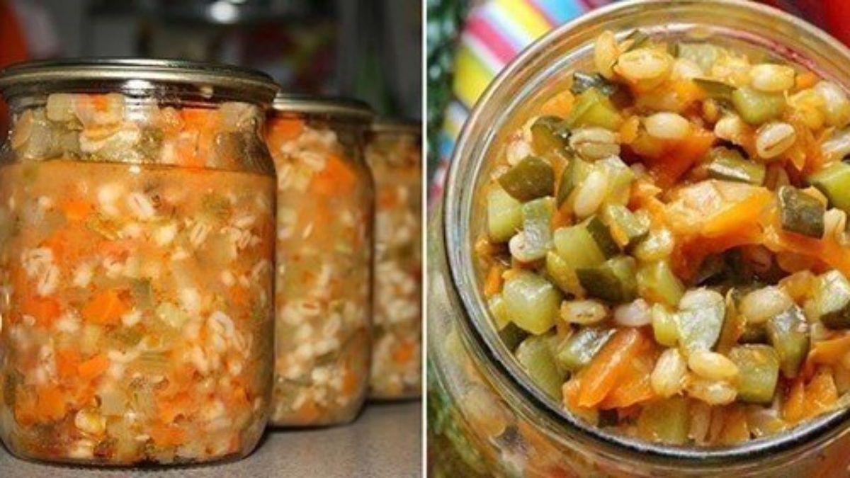 Незамінна заготовка на зиму для приготування смачного і швидкого розсольнику