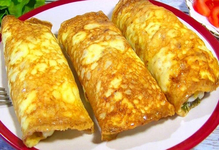 Бризолі-рецепт смачної і швидкої закуски