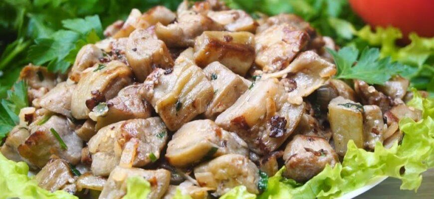 Подруга поділилася рецептом баклажанів: не всі відразу розуміють, що їдять не м'ясо